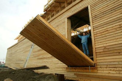 Arca di Noè,2012