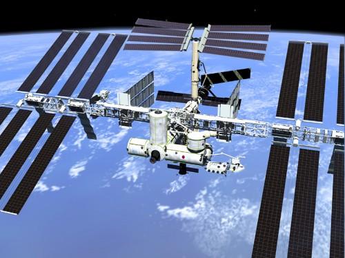 ISS,Stazione Spaziale Internazionale