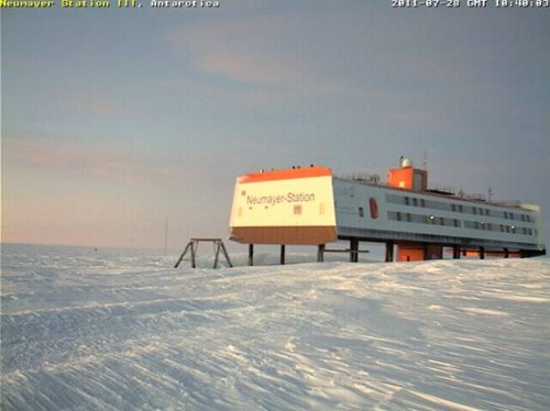 Neumayer Station, Antartide