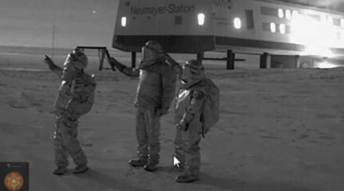 Neumayer Station, Antartide